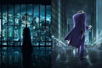 "BATMAN and the JOKER Square Off in ""THE DARK KNIGHT\"" in theaters NOW"