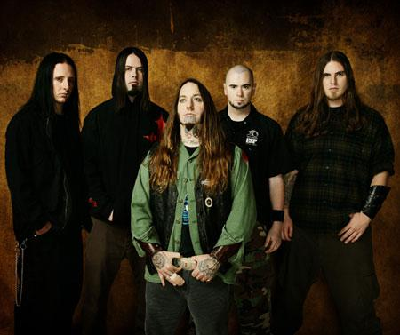 Devildriver y Disturbed (videos oficiales) (Metal)