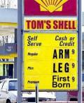 GAS PRICES Spike $11 Bucks In ONE Day