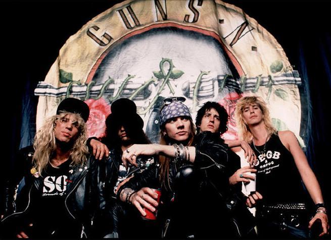 Guns N´ Roses - Sweet child o´mine [Megapost]