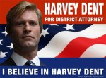 AARON ECKHART As HARVEY DENT In The Upcoming THE DARK KNIGHT Movie