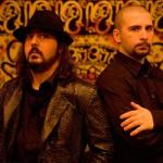SCARS ON BROADWAY Members; DARON MALAKIAN and JOHN DOLMAYAN