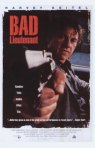 The Original \'BAD LIEUTENANT\' Movie Poster Starring HARVEY KEITEL
