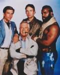 'THE A-TEAM' circa 1983
