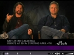 RONALD D. MOORE And DAVID EICK