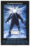 JOHN CARPENTER's 'THE THING' Movie Poster