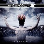 STATIC-X: 'CULT OF STATIC' Album Cover