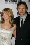 NATASHA RICHARDSON With Husband LIAM NEESON