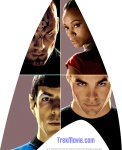 'STAR TREK' Movie Poster