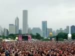 View From LOLLAPALOOZA
