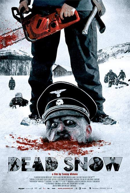 'DEAD SNOW' Movie Poster