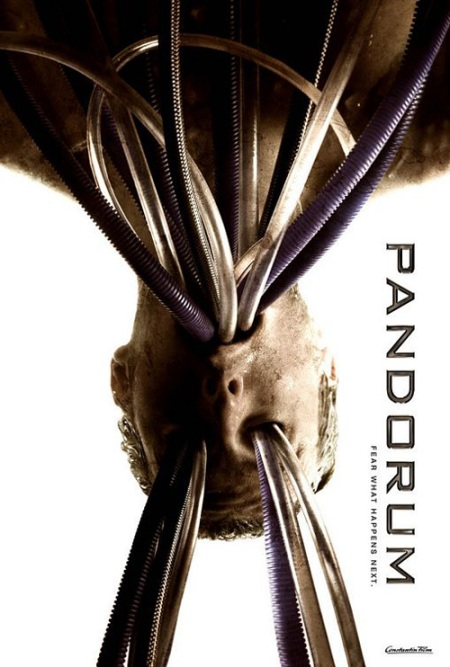 'PANDORUM' Movie Poster