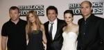 The Cast Of 'SHERLOCK HOLMES'