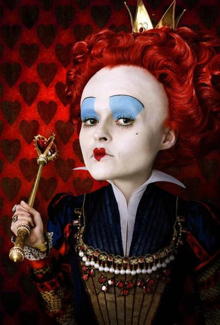 HELENA BONHAM CARTER - THE RED QUEEN