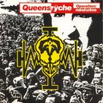 'OPERATION: MINDCRIME' Album Cover