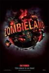 'ZOMBIELAND' Teaser Poster