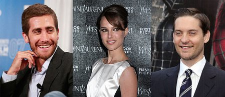 'BROTHERS' Cast: JAKE GYLLENHAAL, NATALIE PORTMAN, And TOBEY MAGUIRE