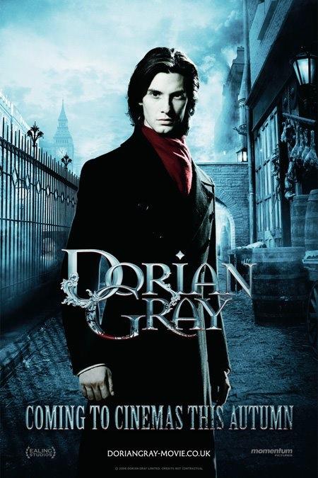 'DORIAN GRAY' Teaser Poster