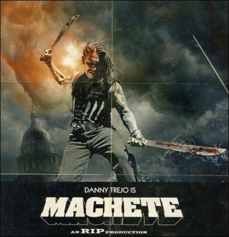'MACHETE'