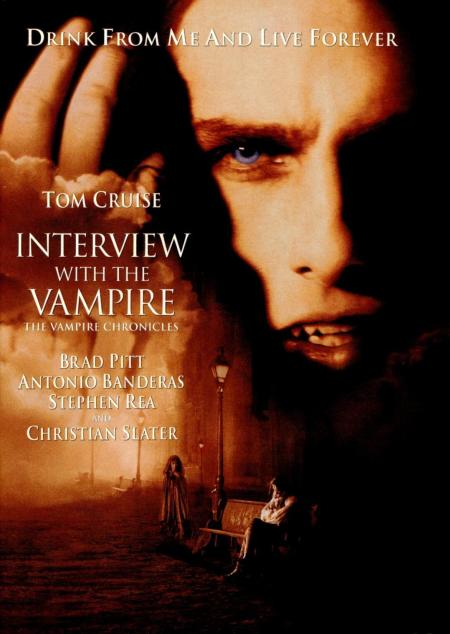 Confirmed: 'INTERVIEW WITH THE VAMPIRE' (circa 1994) Remake In The Works
