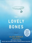 'THE LOVELY BONES' Book Cover