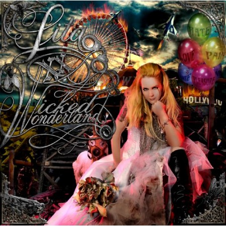 LITA FORD: 'WICKED WONDERLAND' Album Cover