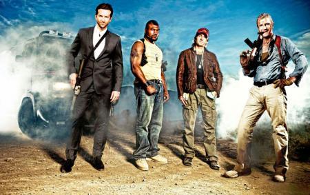 The all new 'A-TEAM' circa 2009