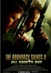 'BOONDOCK SAINTS 2: ALL SAINTS DAY' Movie Poster