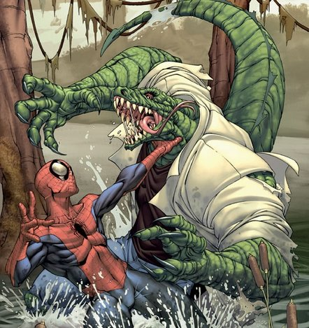 SPIDER-MAN vs. THE LIZARD in 'SPIDER-MAN 4'??