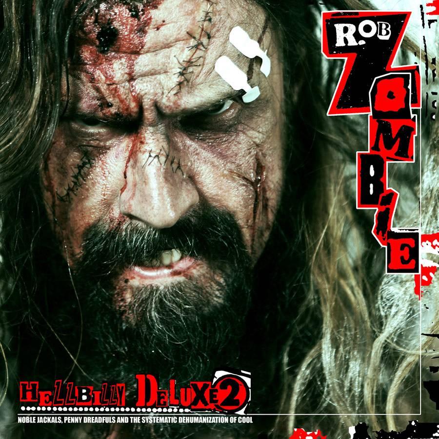 Rob Zombie Hellbilly Deluxe Album Art Rob Zombie 'hellbilly Deluxe