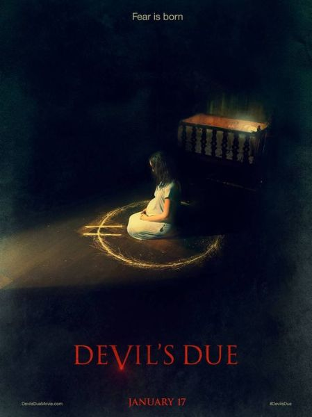 'DEVIL'S DUE' Movie Poster