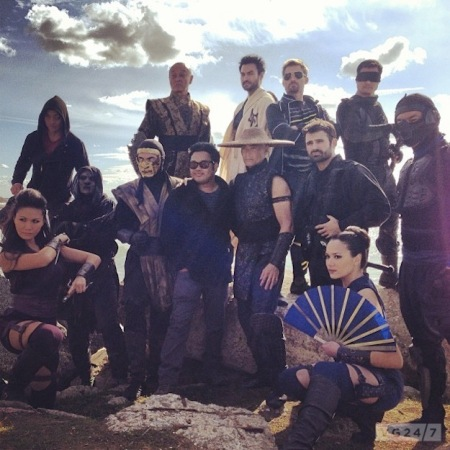 MORTAL KOMBAT: LEGACY Season Two cast