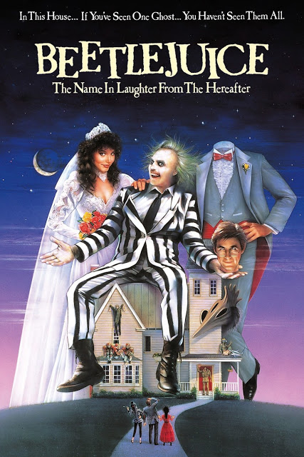 'BEETLEJUICE' Movie Poster