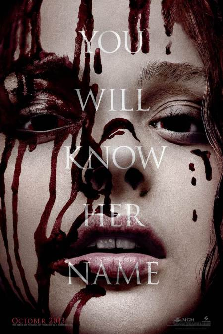 'CARRIE' Movie Poster