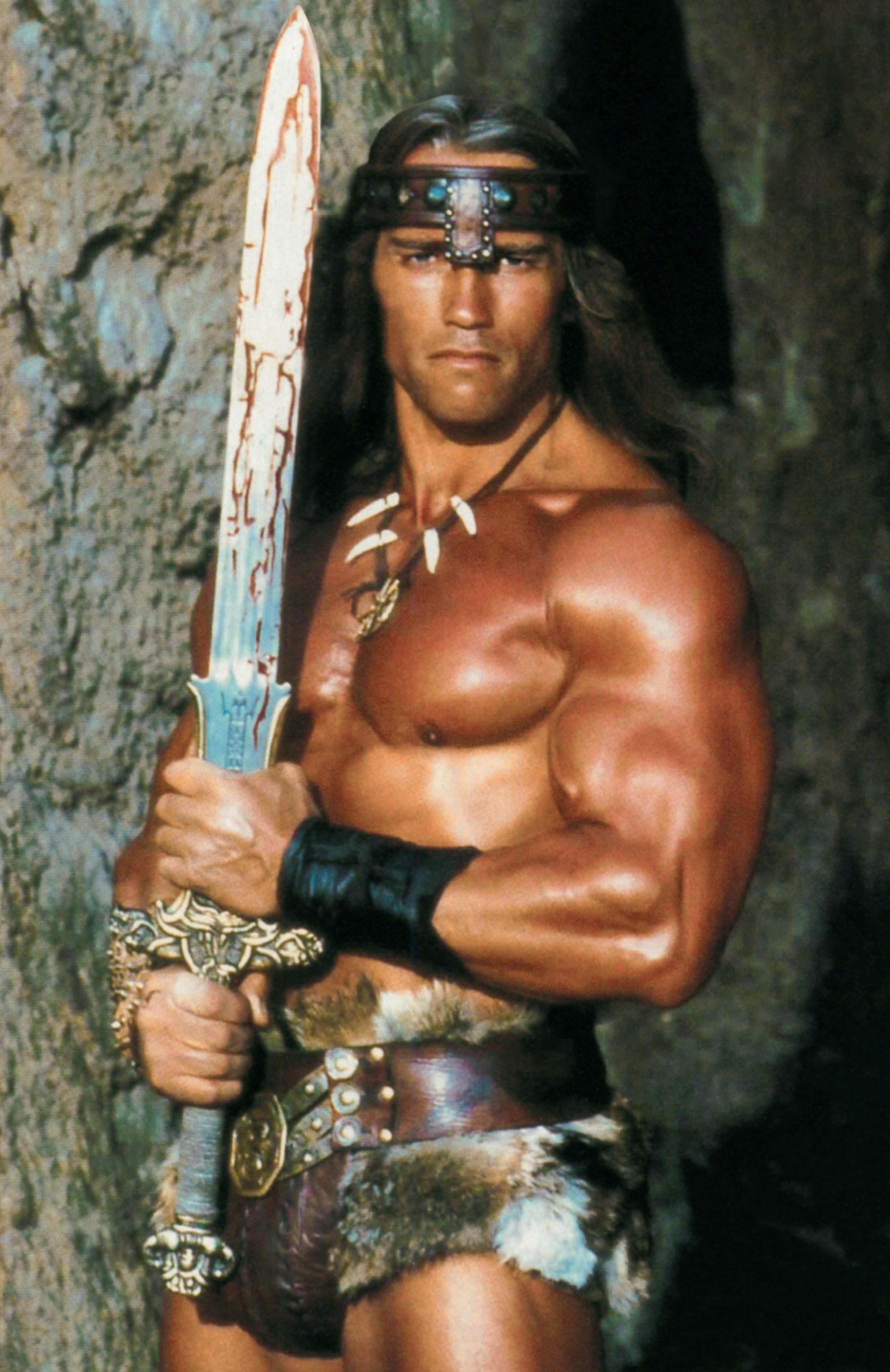 Conan 2011 Delightful conan the barbarian   it's a thrall world