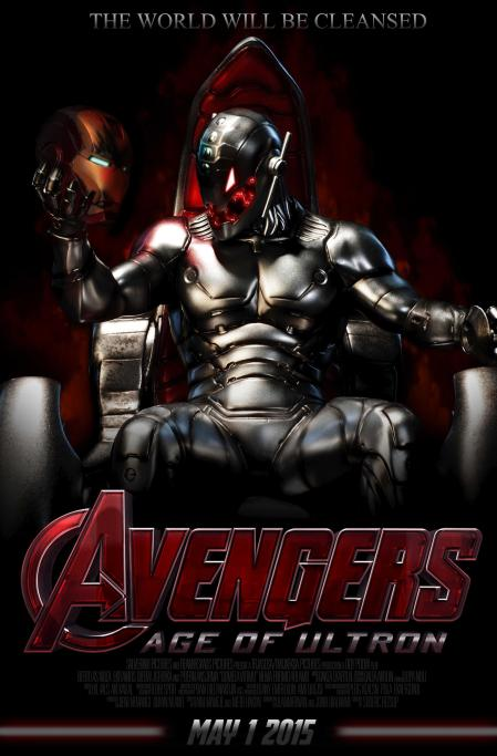 'THE AVENGERS: AGE OF ULTRON' Fan Poster