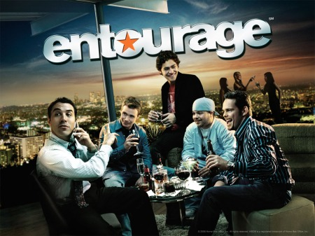 ENTOURAGE: Headed for the big screen