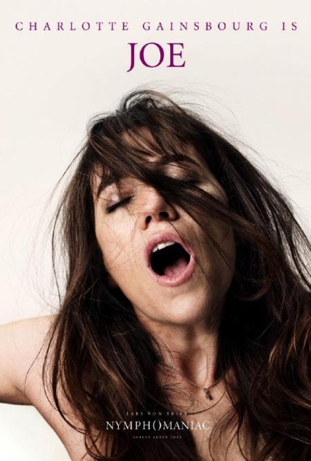 CHARLOTTE GAINSBOURG stars in LARS VON TRIER's 'NYMPHOMANIAC'
