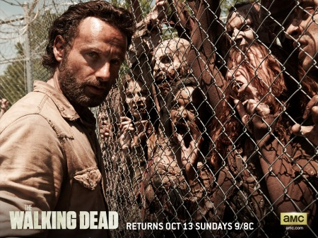 ANDREW LINCOLN stars in 'THE WALKING DEAD'