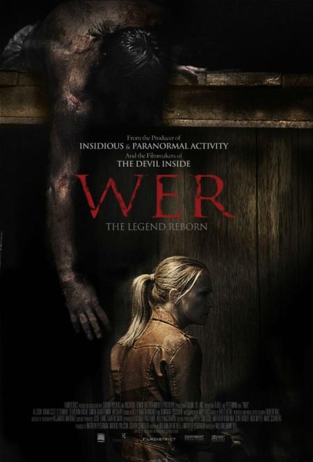 'WER' Movie Poster
