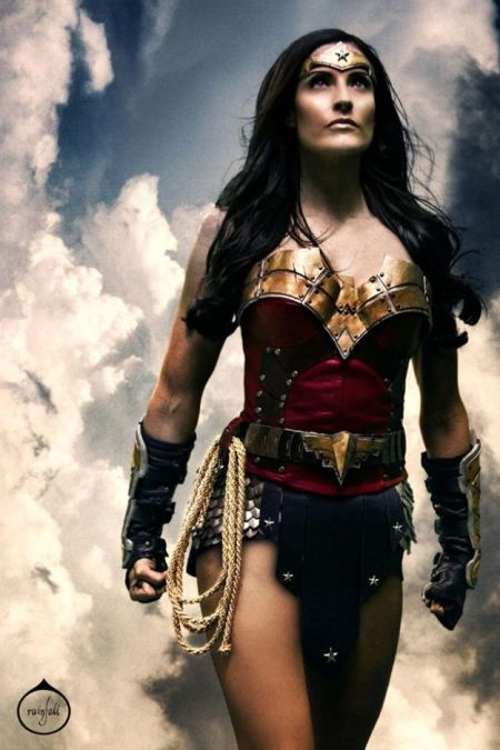 WONDER WOMAN: courtesy RAINFALL FILMS