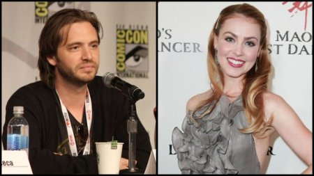 '12 MONKEYS': AARON STANFORD and AMANDA SCHULL will star in new SYFY series