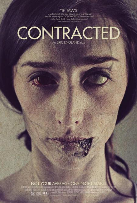 'CONTRACTED' Movie Poster