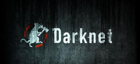 'DARKNET' banner