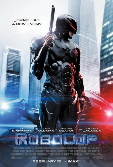'ROBOCOP'' Movie Poster