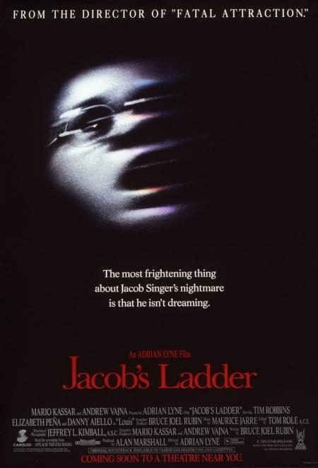 'JACOB'S LADDER' Movie Poster