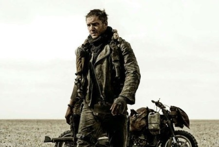 TOM HARDY stars in 'MAD MAX: FURY ROAD'