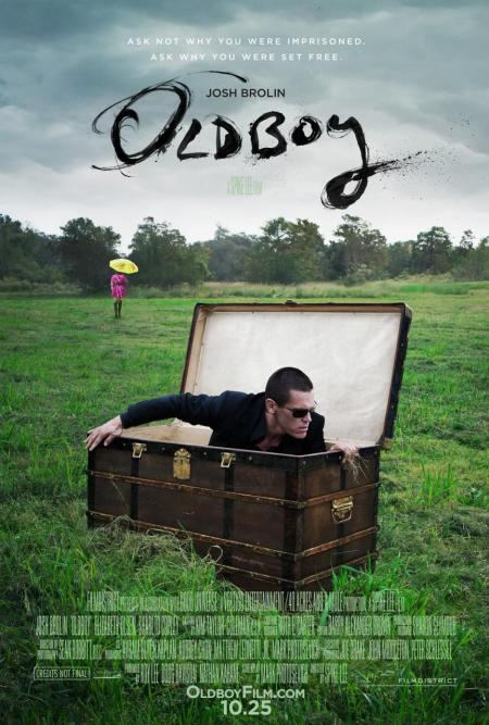 'OLDBOY' Movie Poster