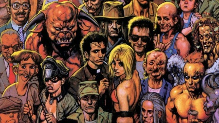 PREACHER Series coming to AMC?