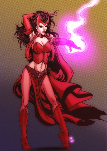 New AVENGERS: AGE OF ULTRON movie to feature THE SCARLET WITCH